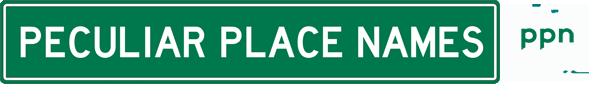 Peculiar Place Names